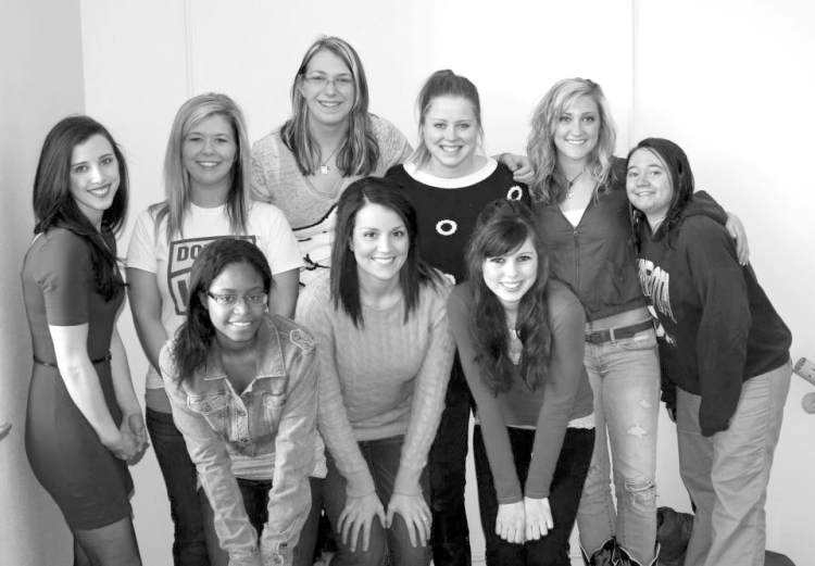 prssa members_B&W