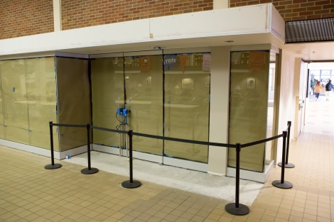 Many students have noticed that what used to be the Compass is currently under construction, but the goal, set by the associate director of Student Union Layne Anderson, is to have the new store open after Spring Break.